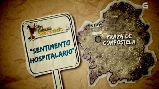 A Vida no Mercado en Compostela