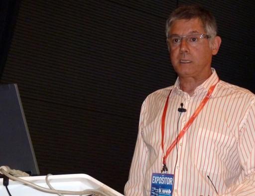 Alfonso Freire anunciou que en 2012 haberá unha nova edición do Compostweets