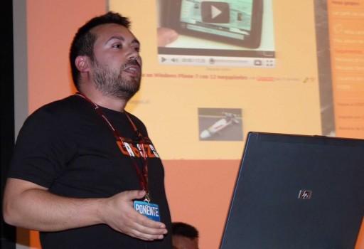 Ánxel Folgueira presentou Cabozo no Bweb 2011
