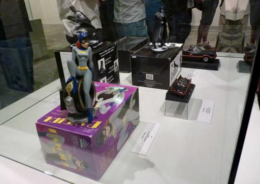 Figura de Batgirl en Viñetas