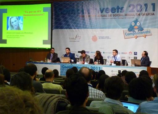 mesa de medios e institucións