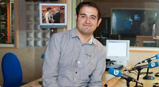 Kiko Novoa presenta Galicia por Diante