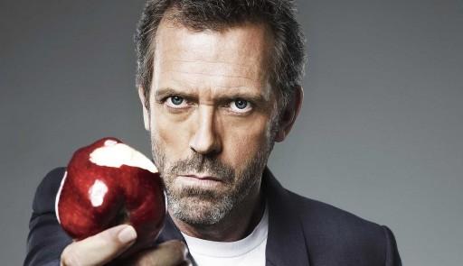 House cunha mazá mordida