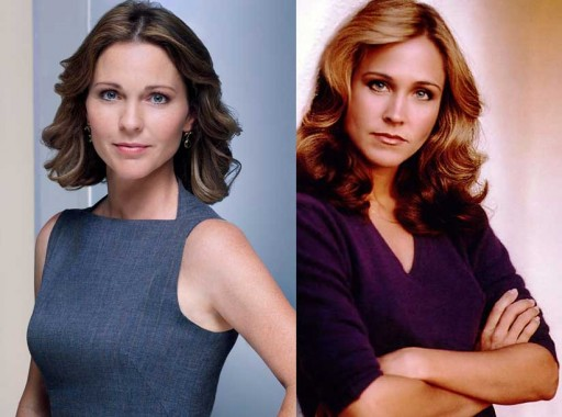 Kelli Williams e Erin Gray