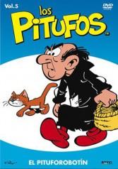 Los Pitufos - El Pituforobotin