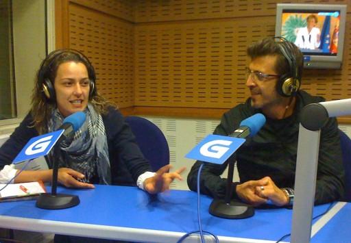 Sonia López e Bernardo Nogueira