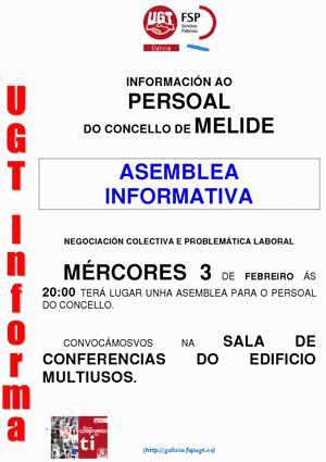 Asemblea Informativa de UGT