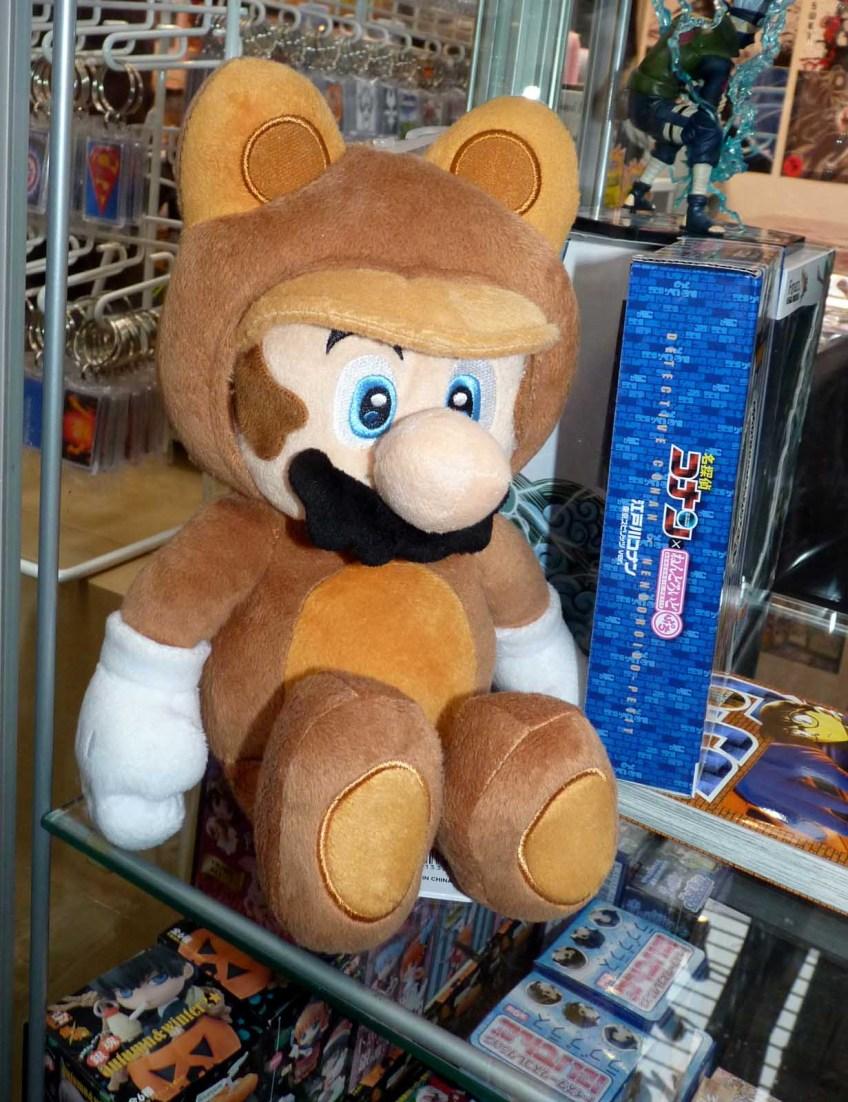 Mario tanooki
