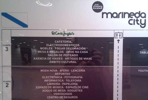 cartel en galego