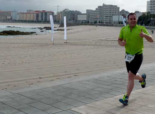 comezando a correr