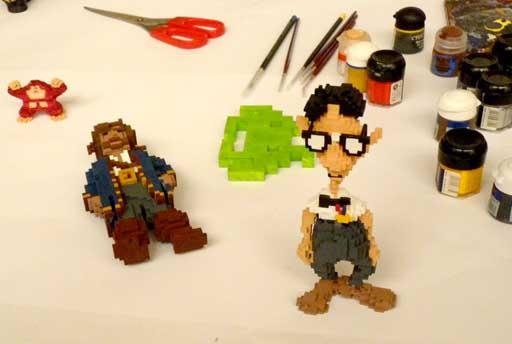 Tender Pixel-Art