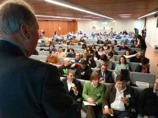 Rodolfo Carpintier en Compostweets 2013