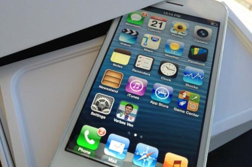 Verbas Van nun iPhone 5