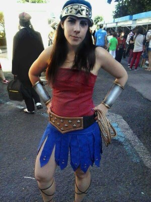 A Wonder Woman de Funtastic Workshop