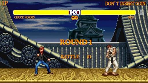 Norris Fighter