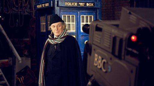 David Bradley como William Hartnell