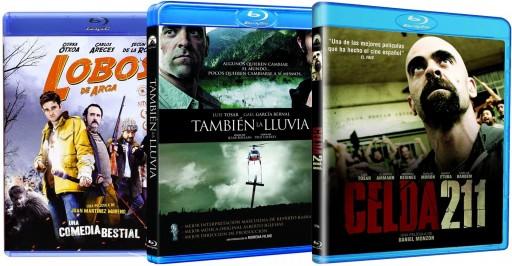 películas en blu-ray con pista de audio en galego