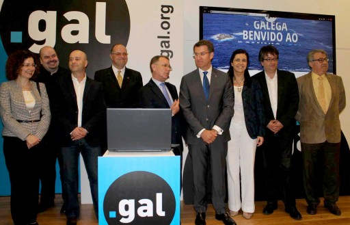 directiva do PuntoGal cos presidentes