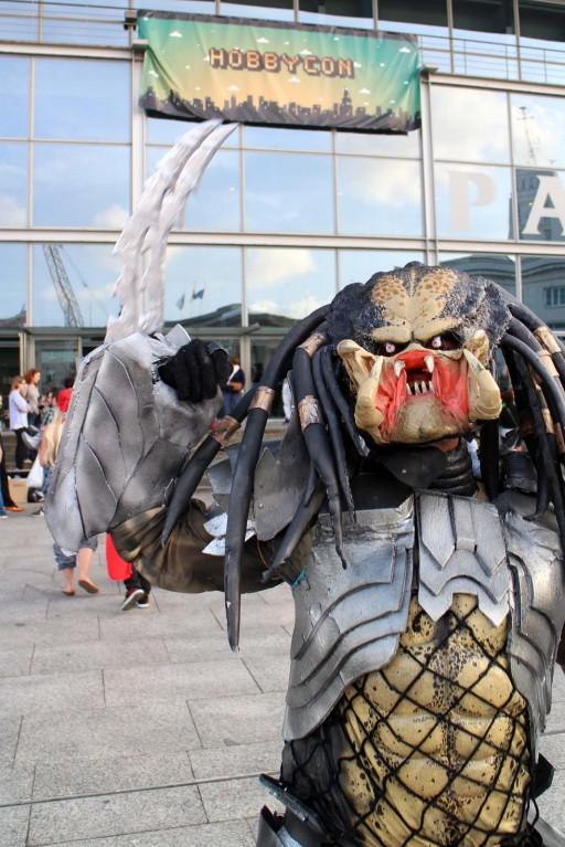 Predator na HobbyCon