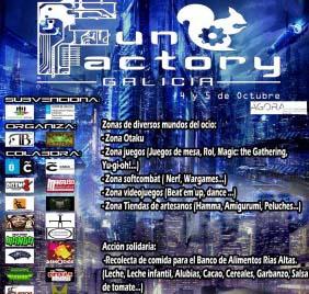 Fun Factory Galicia