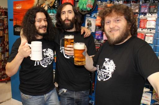 cervexa en Alita Comics