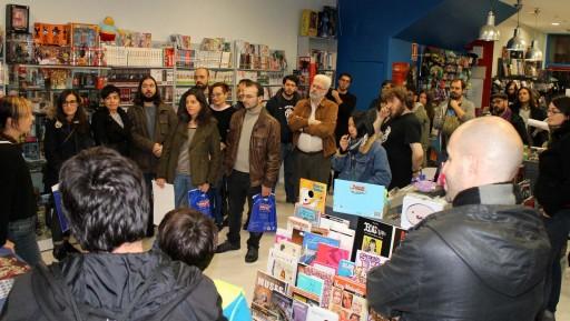 Emma Ríos en Alita Comics