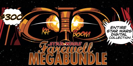 todos os comics de Star Wars por 300 dólares