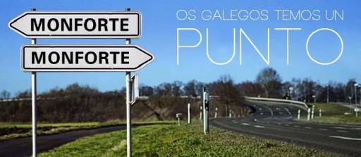 os galegos temos un punto