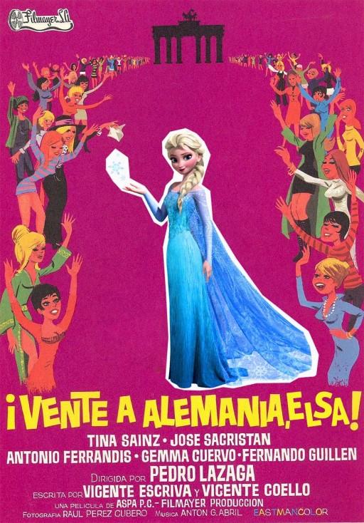 Vente a Alemania, Elsa