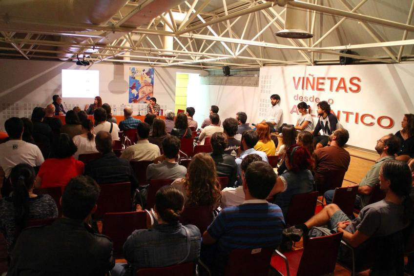 charla de Ana Oncina