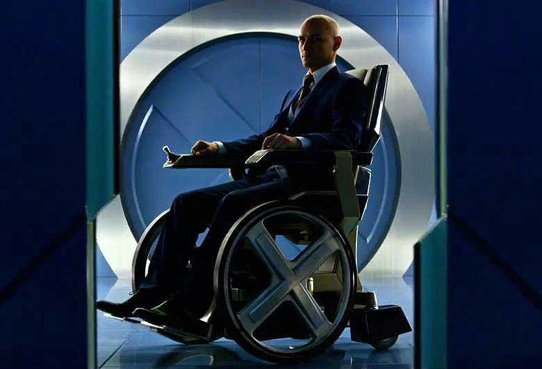 Profesor Charles Xavier