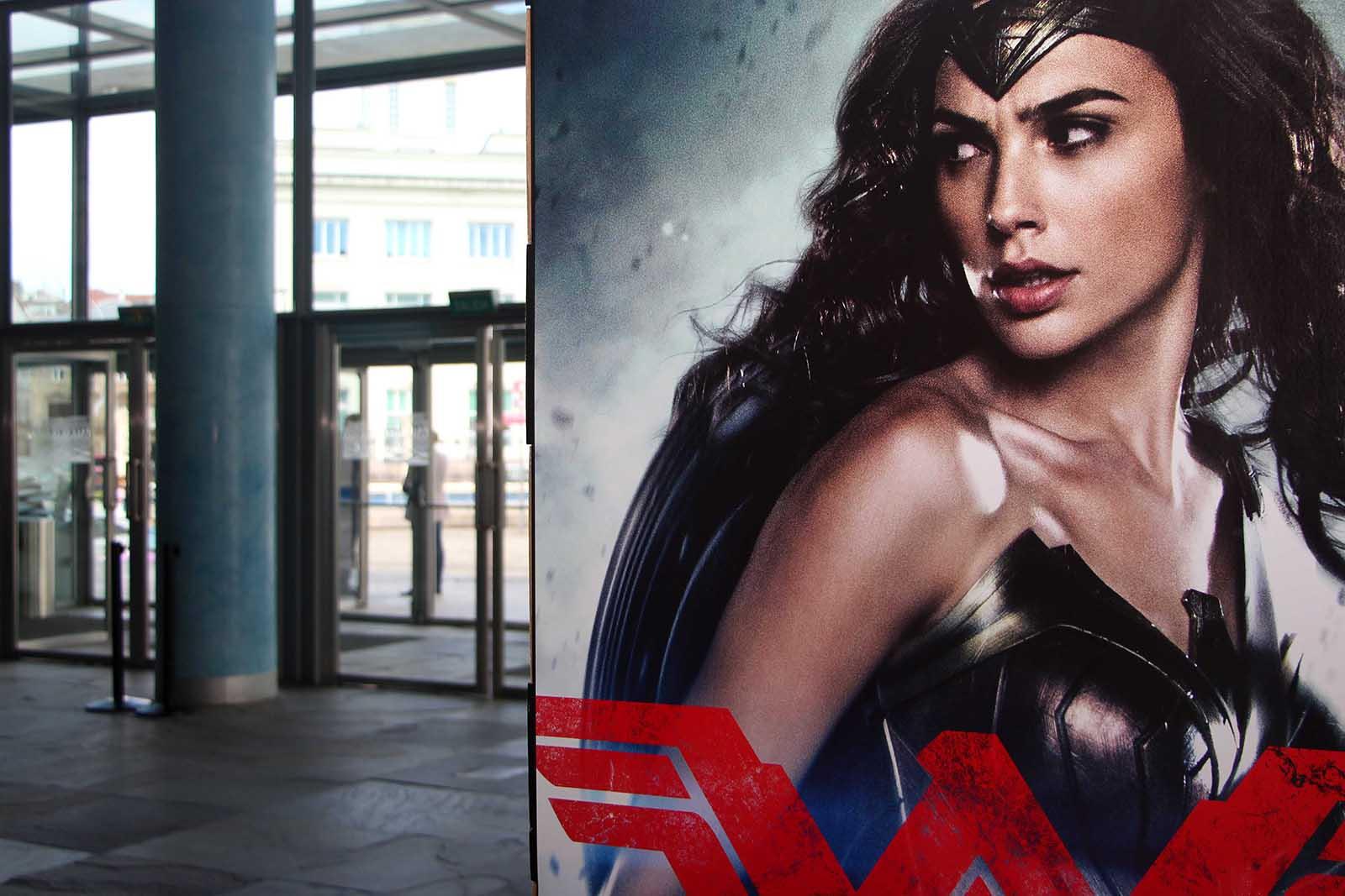 Wonder Woman en PALEXCO