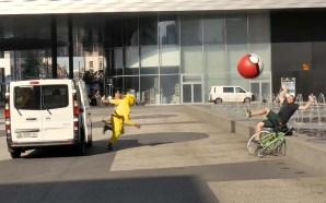 A vinganza dos Pokémon comeza en Basilea