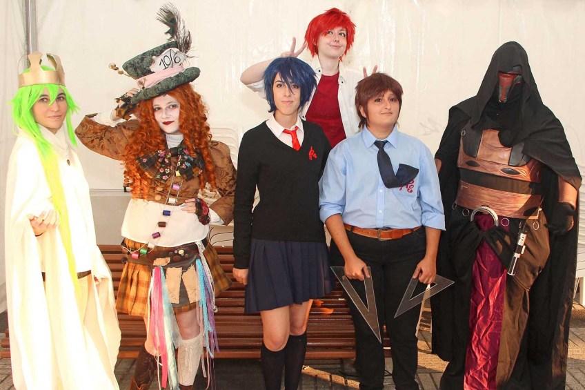Concurso de cosplay de Mangalego