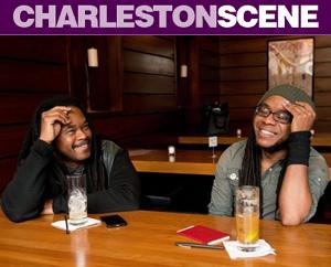 The Summer Harvest Charleston Scene, August 2014