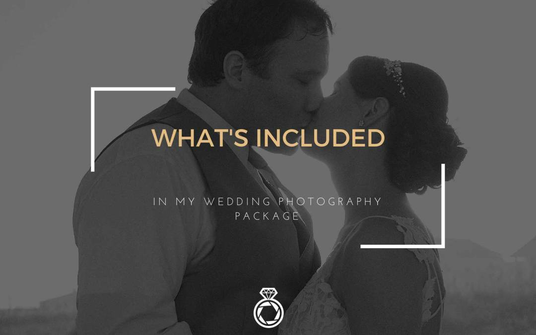 What's Included In My Wedding Photography Package