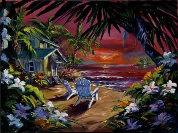 Steve Barton Art Paintings