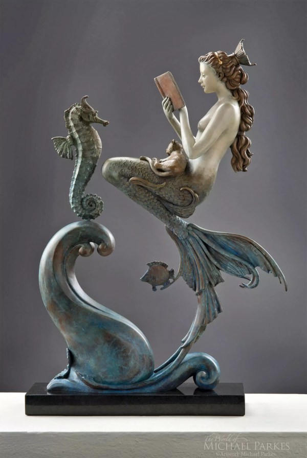 Mermaid Michael Parkes Marcus Ashley