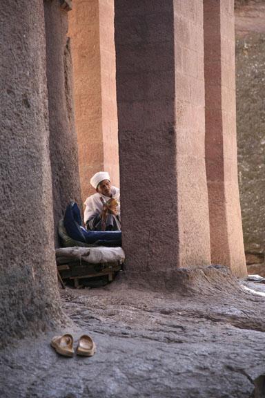 pilgrim, Lalibela