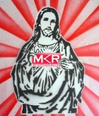 jesus mkr stencil