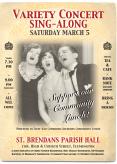 Singalong Poster