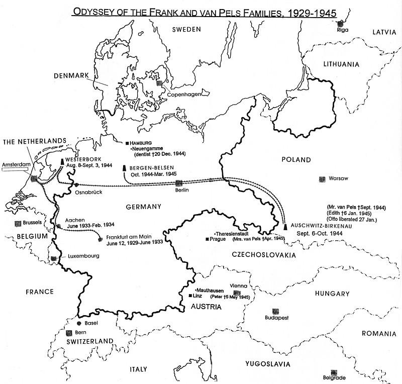 Anne Frank (Hist 33D, L11-12)