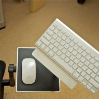 HumanRacing GT Chassis Keyboard and Mouse tray (updated 16 Sep 2012)