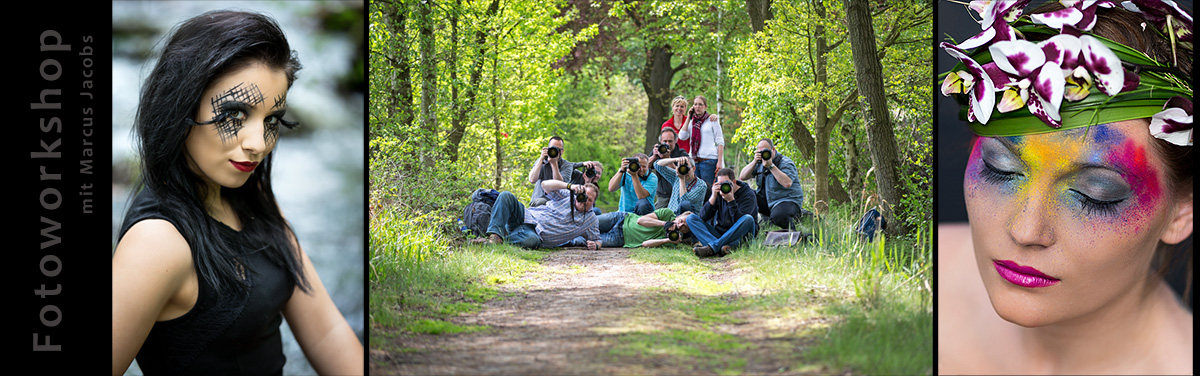 Foto Workshop mit Marcus Jcobs