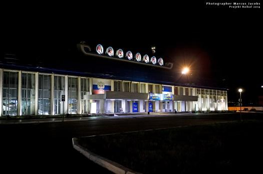 Flughafen Ulan Ude Sibirien