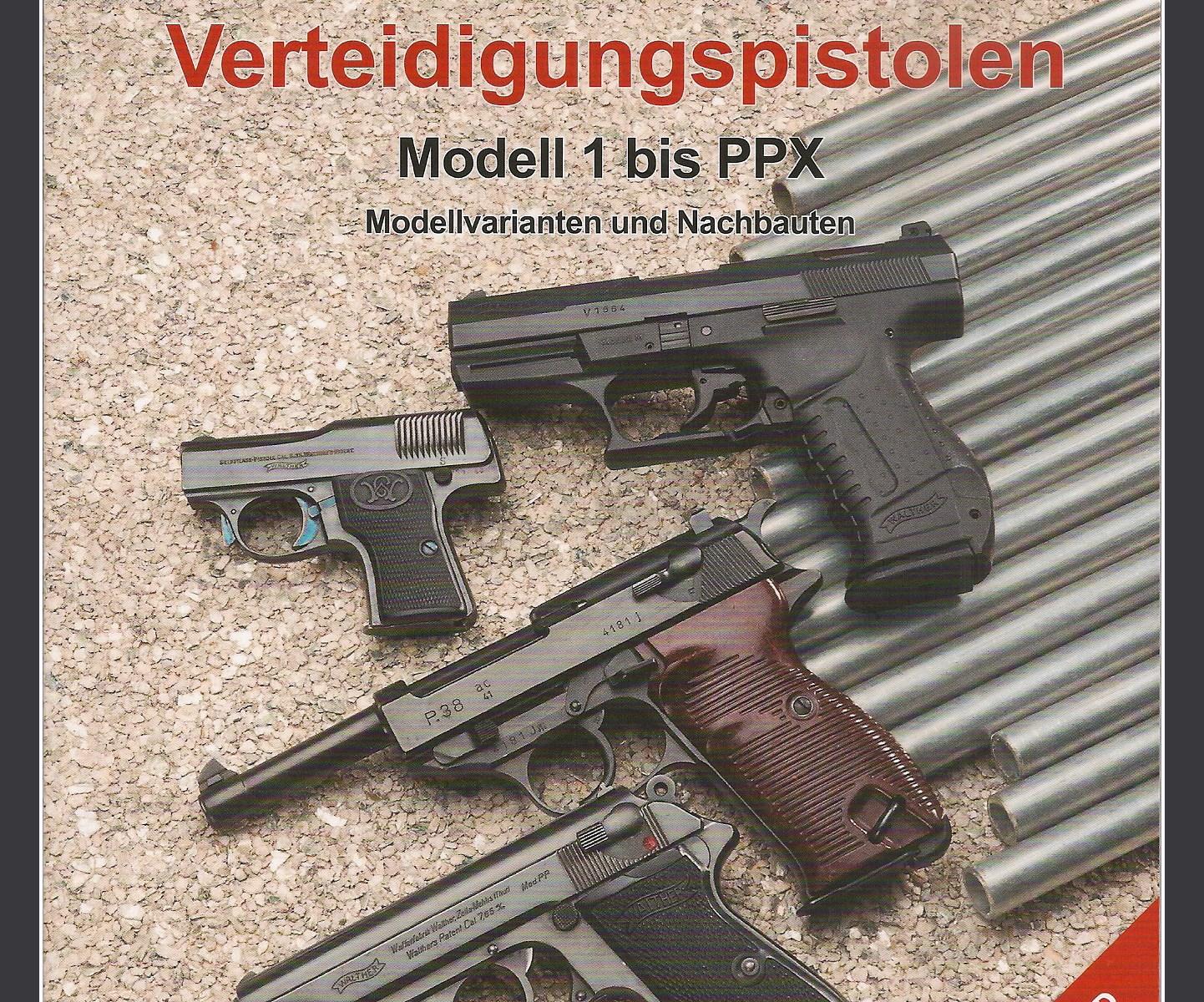 Buch Walther Verteidigungswaffen