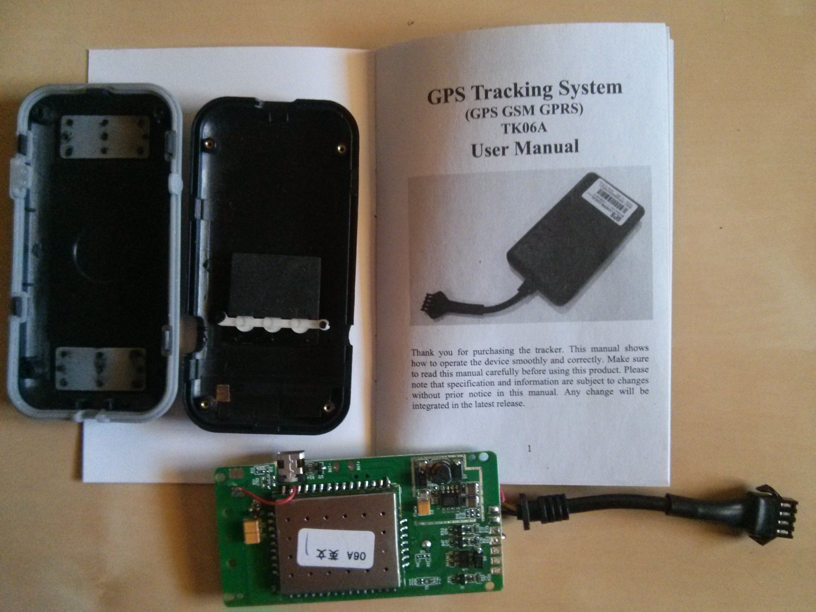 GPS Vehicle Tracker With A Real GPS Receiver – marcusjenkins