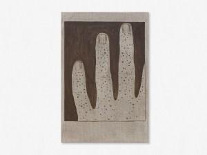 Marcus Kleinfeld, COLD SPOTS, 2012 Oil on linen 60 x 40 cm