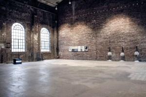 TRUTH BE TOLD Installation view Kunstverein Maschinenhaus Essen