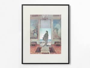 Marcus Kleinfeld, EXILE, 2013 Collage 50 x 40 cm